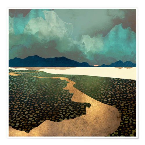Poster Distant Land
