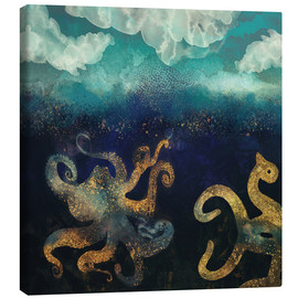 Canvas print  Underwater Dream II - SpaceFrog Designs