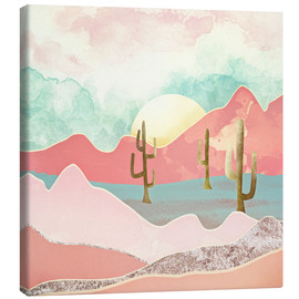 Canvas print  Desert Mountains - SpaceFrog Designs