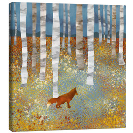SpaceFrog Designs - Autumn Fox