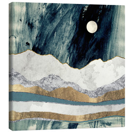 Canvas print  Bold Sky - SpaceFrog Designs