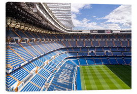 Canvas print  Stadium in Madrid