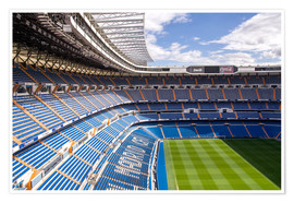 Stadium in Madrid