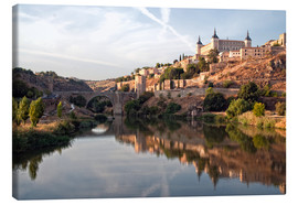 Canvas print  Toledo in Spain