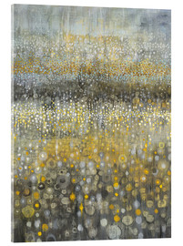 Acrylic print  Rain Abstract II - Danhui Nai