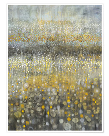 Premium poster  Rain Abstract II - Danhui Nai