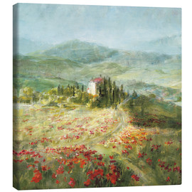 Canvas print  Summer in Provence - Danhui Nai