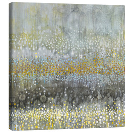 Canvas print  Rain abstract III - Danhui Nai