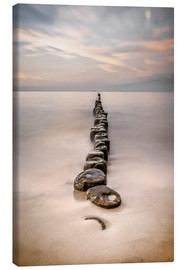 Canvas print  Walk the way Usedom - Sören Bartosch