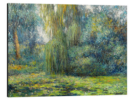 Blanche Hoschede-Monet -  Water Lilies