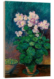 Blanche Hoschede-Monet - Narcissus and Primroses