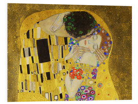 Forex  The kiss (detail) - Gustav Klimt