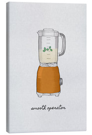 Canvas print  Smooth Operator - Orara Studio