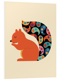 Forex  Paisley Squirrel - Andy Westface