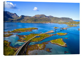 Canvas  Lofoten - Dave Derbis
