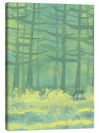 Nic Squirrell - The Clearing in the Forest