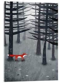 Nic Squirrell - The Fox and the Forest