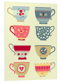 Forex  Tea Cups - Nic Squirrell