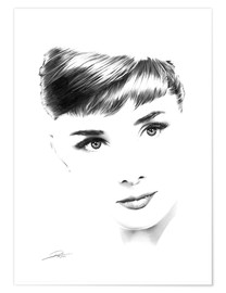 Dirk Richter - Hollywood Diva - Audrey Hepburn