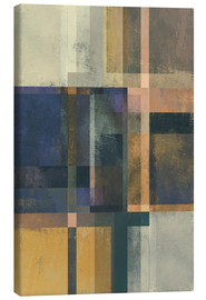 Canvas print  Abstract Geometry No 19 - Pascal Deckarm