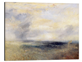 Aluminium print  Margate from the Sea - Joseph Mallord William Turner