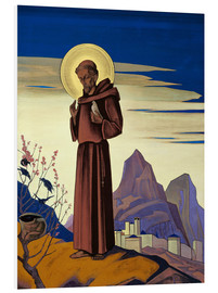 Forex  The hl. Francis - Nicholas Roerich