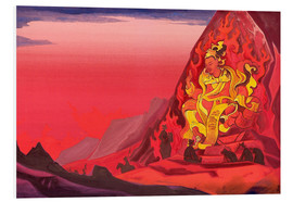 Forex  Command of Rigden Djapo - Nicholas Roerich