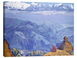 Canvas  book of wisdom - Nicholas Roerich
