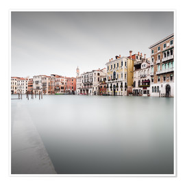 Premium poster grand canal