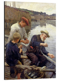 Aluminium print  Newlyn - Stanhope Alexander Forbes