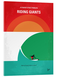 Acrylic print  Riding Giants - chungkong