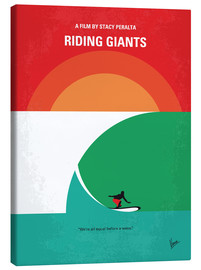 Canvas print  Riding Giants - chungkong