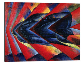 Luigi Russolo - The Dynamism of an Automobile