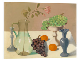 Forex  Still life with grapes - Gustave van de Woestyne