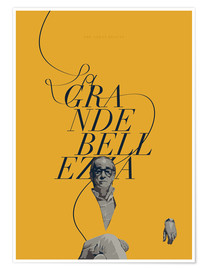 Premium poster The Great Beauty / La grande bellezza