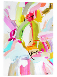 Acrylic print  Spring abstract - Maren Devine