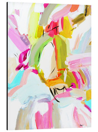 Aluminium print  Spring abstract - Maren Devine