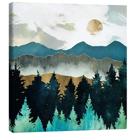 Canvas print  Forest Hills - SpaceFrog Designs