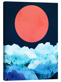 Canvas print  The sun and the sea - Stephen Wade