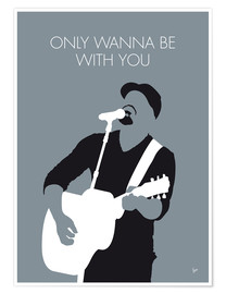 Premium poster Hootie & the Blowfish - Only Wanna Be With You