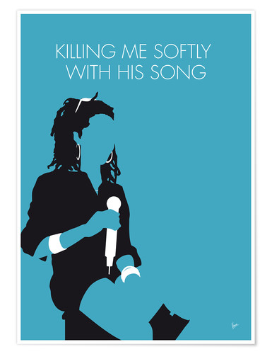 Premium poster Lauryn Hill - Killing Me Softly With His Song