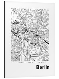 44spaces - City map of Berlin