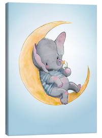 Kidz Collection - Elephant in the moon