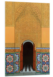 Forex  Door, Marrakech - Larry Smart