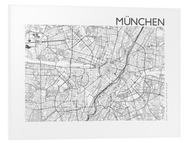44spaces - City map of Munich