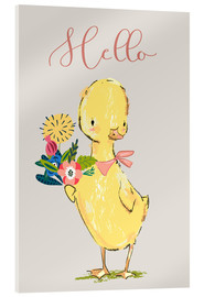Kidz Collection - Hello duckling