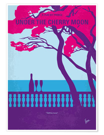Premium poster No933 My under the cherry moon minimal movie poster