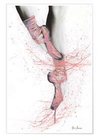 Premium poster  Old Shoes, New Dance - Ashvin Harrison