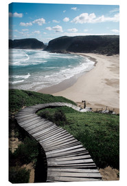 Canvas  Robberg Nature Reserve, South Africa - Paul Kennedy