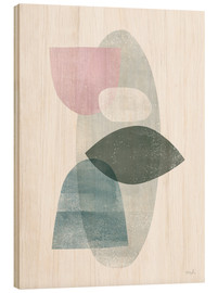 Wood print  Dream III - Moira Hershey